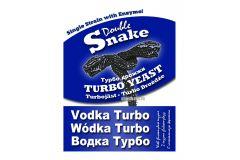 Спиртовые турбо дрожжи Double Snake Vodka turbo