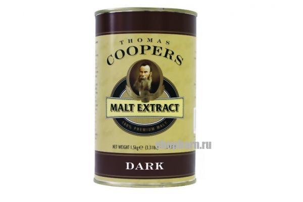 Неохмеленный солодовый экстракт Thomas Coopers Dark Malt
