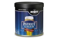 Солодовый экстракт Mr.Beer Patriot American Lager